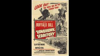 Buffalo Bill in Tomahawk territory