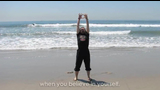 Never give up -Yoga transformation