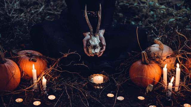 The origin of Halloween and its traditions