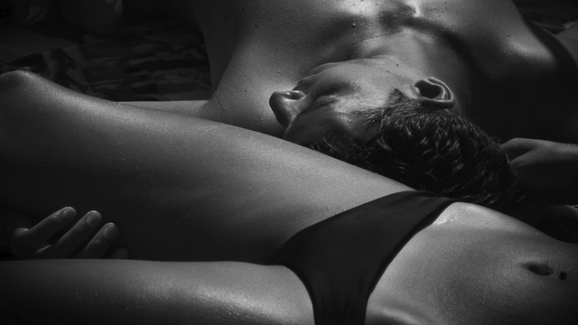 7 Tantric massage from woman to man, the ritual
