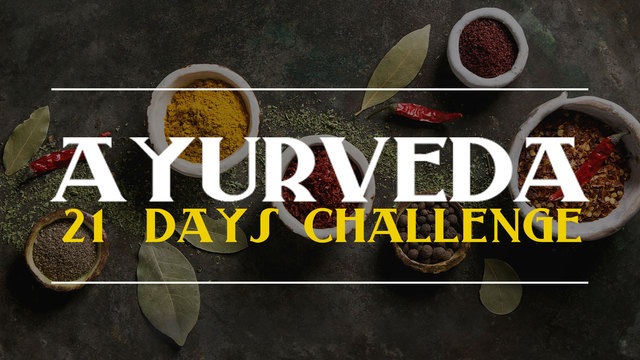 Day 12 - I include all six flavors in every meal