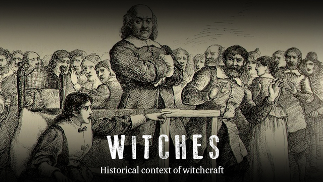 Historical context of witchcraft