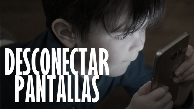 Disconnect Screens: Excessive use of mobile and social networks